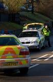 Accidente de tráfico de camino 5 Imagen de archivo