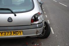 Accidente de tráfico, Hastings Fotografía de archivo
