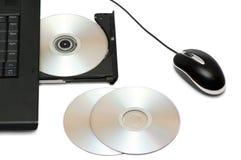 Accionamiento de disco Foto de archivo