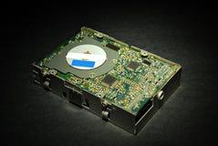 Accionamiento de disco del ordenador Foto de archivo