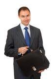 Accionista da carteira. Fotografia de Stock Royalty Free