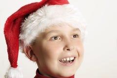 Acclamation de Noël Photographie stock