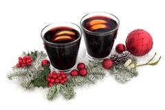 Acclamation de Noël Photo stock