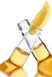 Acclamations de bière Photographie stock libre de droits