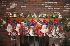 Acclamazione di Natale Fotografia Stock