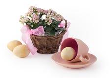 Acclamazione di Pasqua Fotografia Stock