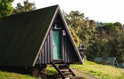 Free Accommodation At Mandara Huts, Mount Kilimanjaro National Park, Tanzania Stock Image - 158951881