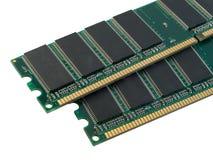 Accoppiamenti del RAM fotografie stock