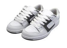 Accoppiamenti delle scarpe da tennis Fotografie Stock Libere da Diritti