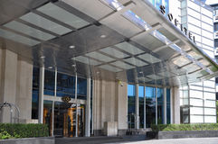 Accor Group's new flagship hotel in Bangkok Royalty Free Stock Photography