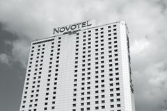 Accor-Gruppe - Novotel Stockfotografie