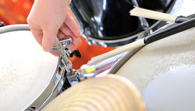 Accord drum Stock Photography