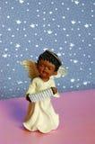 accordian άγγελος Στοκ Φωτογραφίες