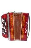 Accordion_01 Royalty Free Stock Photo