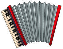 Accordion Stock Image