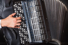 Accordion Stock Photography