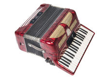 Accordion Stock Image