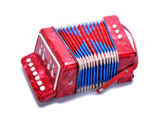 Accordion Royalty Free Stock Image