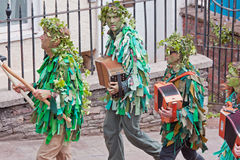 Accordions on Parade Royalty Free Stock Image