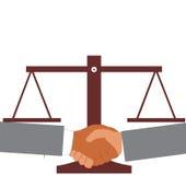 Accordo Immagine Stock Libera da Diritti