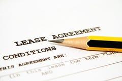 Accordo di contratto d'affitto