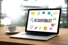Accountability Savings Account Money Global Finance  calculate t Royalty Free Stock Photography