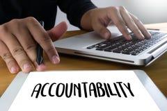 Accountability Savings Account Money Global Finance  calculate t Stock Photos