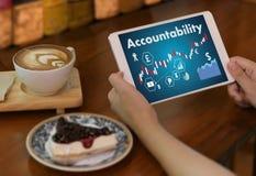 Accountability Savings Account Money Global Finance  calculate t Royalty Free Stock Photos