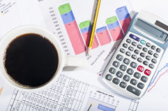 Accountancy Royalty Free Stock Photography