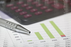 Accountancy Royalty Free Stock Photo