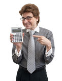 Accountant Royalty Free Stock Photography