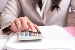 Accountant Royalty Free Stock Images