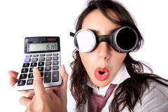 Accountant Manager Stock Photo