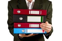 Accountant Still Life Royalty Free Stock Photos