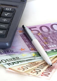 Accountant tools Royalty Free Stock Photo