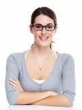 Accountant woman. Stock Image