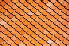 accounten som den forntida brända den keramiska currenten evakuerade gjorda imitatören liknar tegelplattor för taktegelplattan ti Arkivfoton