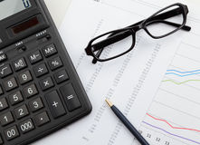Accounting Royalty Free Stock Photos