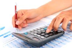 Free Accounting. Royalty Free Stock Image - 30505526