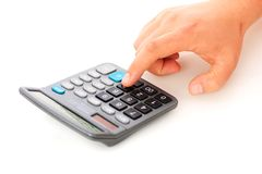 Free Accounting. Royalty Free Stock Photography - 30505527