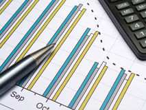 Free Accounting Royalty Free Stock Image - 7276096
