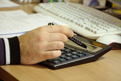 Accounting Stock Photography