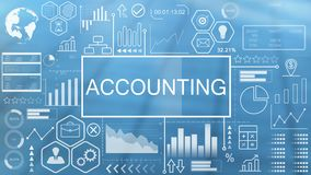 Accounting, Animated Typography