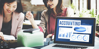 Accounting Auditing Balance Bookkeeping Capital Concept Royalty Free Stock Photo