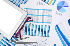 Accounting business concept royalty free stock photos