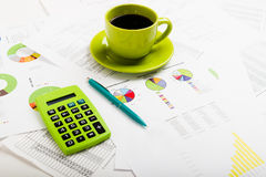 Accounting Stock Image
