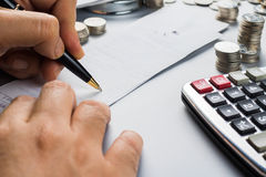 Accounting Royalty Free Stock Images