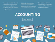 Accounting concept. Financial analysis, analytics, data analysis planning. Accounting concept. Financial analysis, analytics, data analysis. Documents, forms Stock Photo