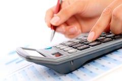 Accounting. Stock Photos