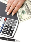 Accounting and finance Stock Image